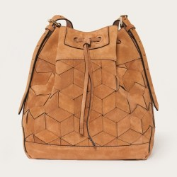 WELDEN Gallivanter Suede Bucket Bag