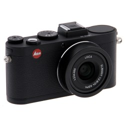 Leica X2 16.1 MP Black Digital Compact Camera w/ Elmarit 24mm f2.8 ASPH Lens