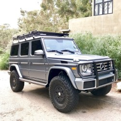 2016 Mercedes-benz G550 4×4 G-Wagon Luxury SUV
