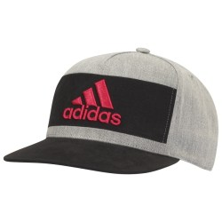 Adidas Heather Block Mens Golf Hat