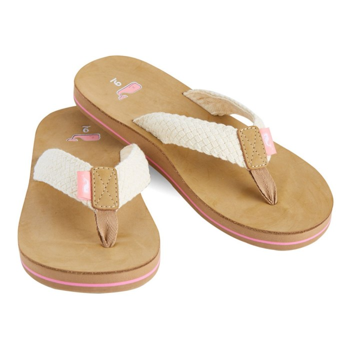 Braided Flip Flop Sandals by Vineyard Vines