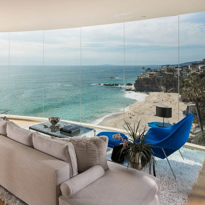 Laguna Beach Glass House with a Priceless Ocean View