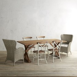 Remington Rectangle Table & Chairs Set