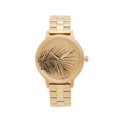Nixon x Society Amuse Gold Kensington Womens Watch