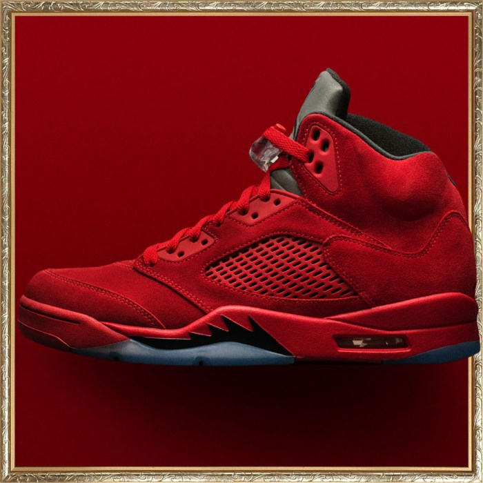Air Jordan 5 Retro Mens Sneakers