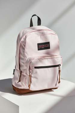 JanSport Right Pack Pink Backpack