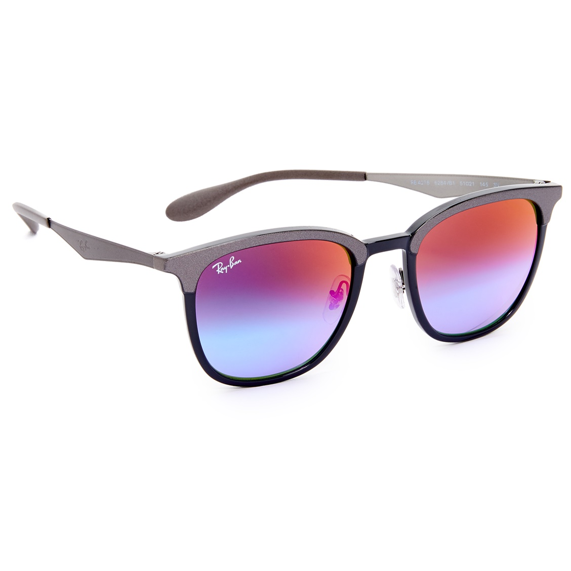 Ray-Ban Mens Square Sunglasses