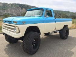 1965 CHEVROLET C-10 LONG BED 4X4 TRUCK