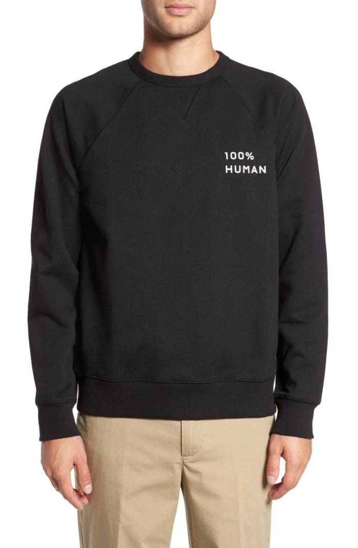 100% Human French Terry Sweatshirt by Everlane