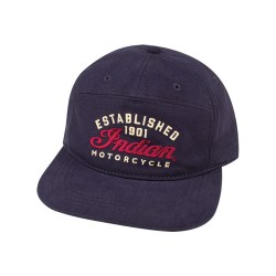 Indian Motorcycle Established 1901 Hat