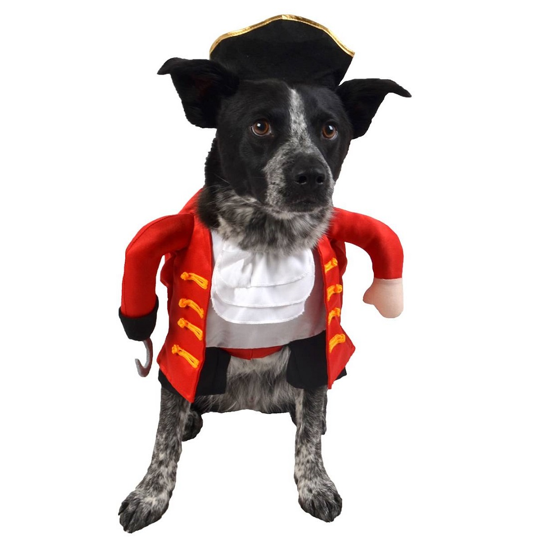 Pirate Dog Full Body Halloween Costume by Hyde & Eek Boutique
