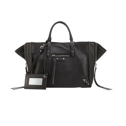 Balenciaga Papier A6 Zip Around Tote Bag