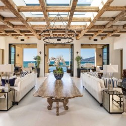 Modern Malibu Tuscan Villa above Zuma Beach – 29917 Pacific Coast Highway, Malibu, CA 9026 ...