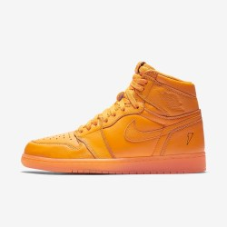 "Air Jordan 1 Retro High OG Gatorade ""ORANGE"" Mens Shoes"