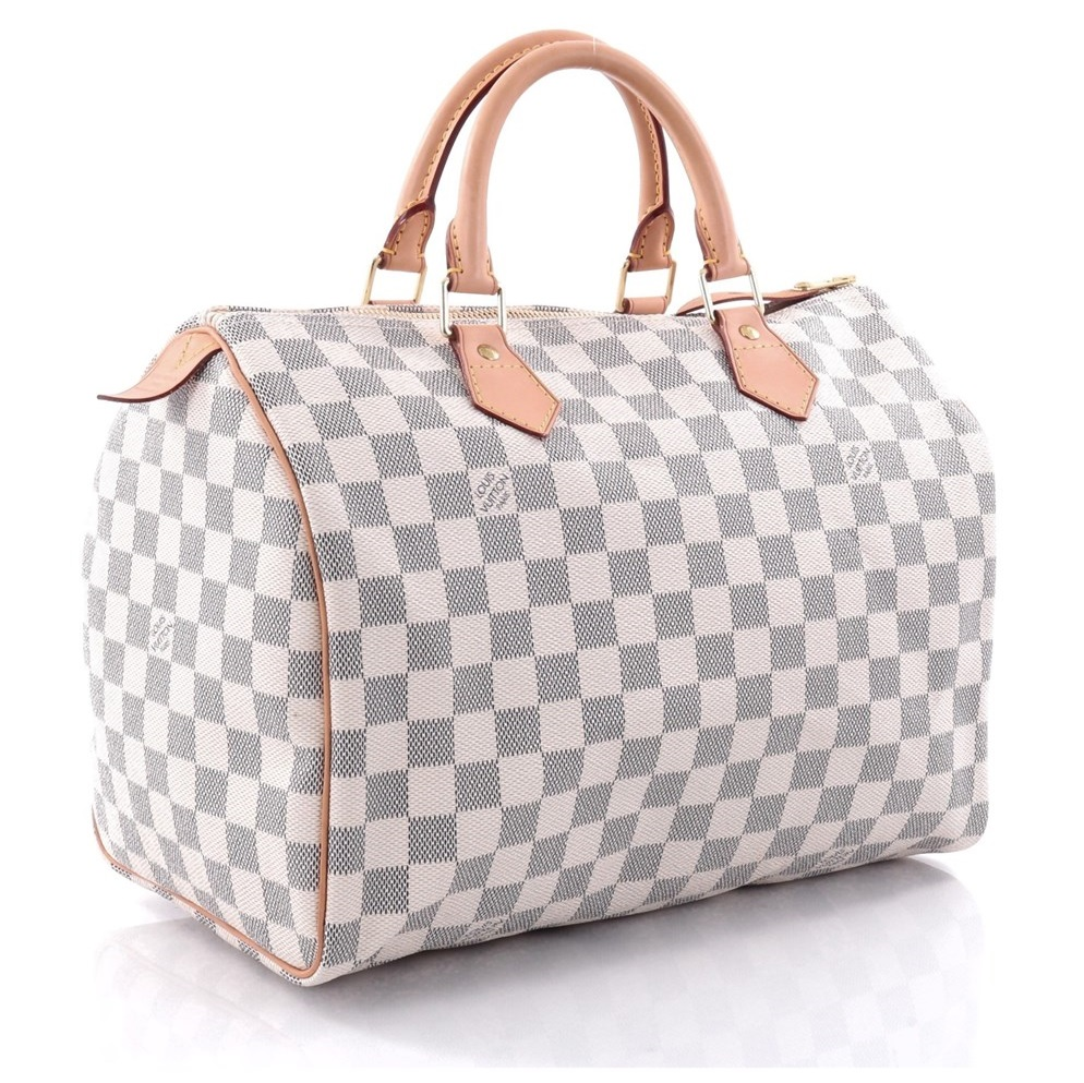 Louis Vuitton Pre-Owned: Speedy Handbag Damier 30