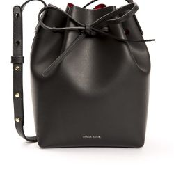 NEW MANSUR GAVRIEL WOMENS MINI BUCKET BAG