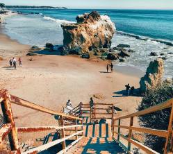 Happy Friday! El Matador Beach in Malibu
