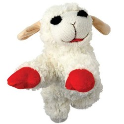 Lamb Chop by Multipet International 6″ Dog Toy