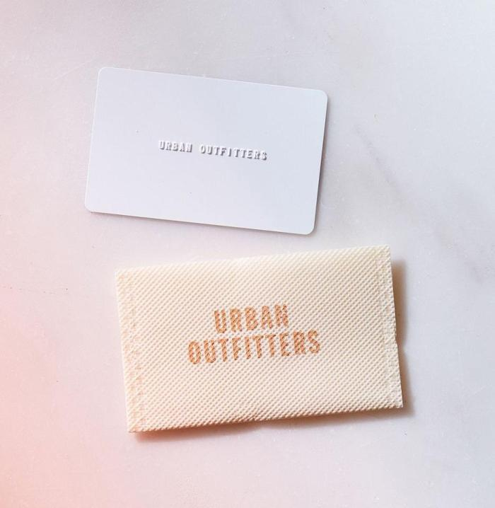 Urban Outfitters Gift Card ($25 – $1000)