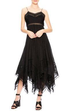 ZIMMERMANN Juno Pin Tick Dress