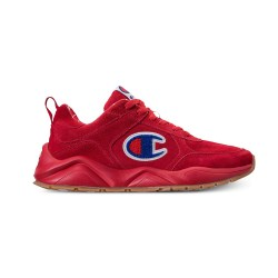 Champion Men's 93Eighteen Suede Chenille Athletic Training Sneakers