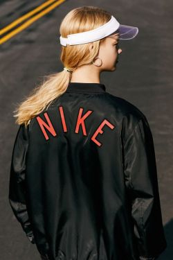 Nike Sportswear Air Womens Bomber Jacket