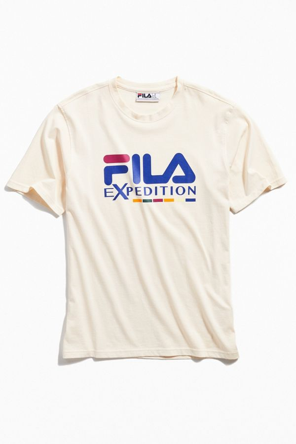 FILA Expedition York T-Shirt from Urban Outfitters