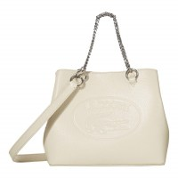 Lacoste Croco Crew Top-Handle Bag