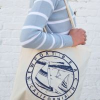 Brandy Melville Newport Beach California Tote Bag