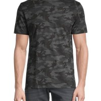Slate & Stone Camouflage Cotton-Blend Tee - Mens T-Shirts