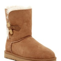 UGG Keely Chestnut Genuine Sheepskin Boot - Womens Boots