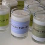 Malibu Olive Company Candles