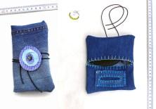 Portatabacco - Malice's Craftland - riciclo creativo - artigianato sostenibile italiano