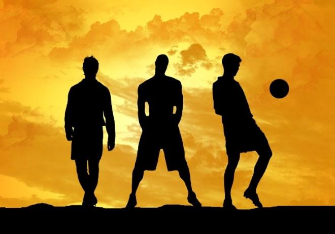 Trening sportiste