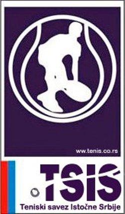 Teniski savez Istočne Srbije_logo