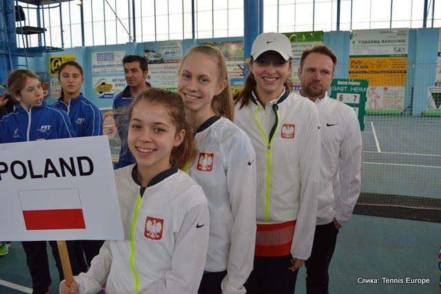 Tennis Europe Winter Cups by HEAD 2015, U14, Poland