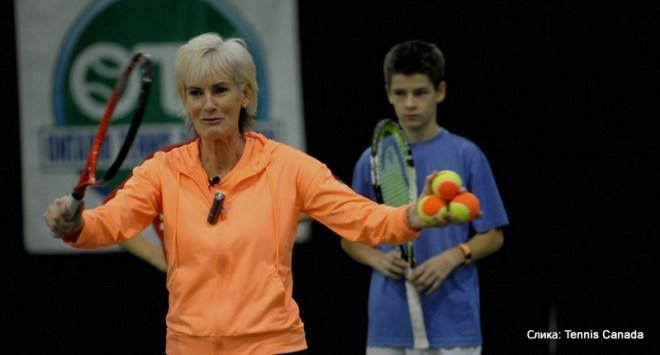 Judy Murray, Tennis Canada
