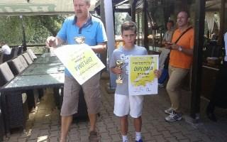 Marko Jovanovic, Intesa Sanpaolo Cup U12 Arad