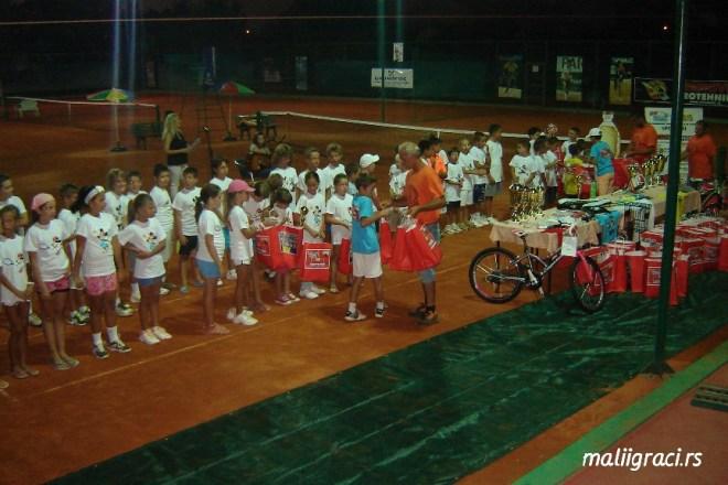 19. međunarodni Kup nada 2015 Šid, Teniski klub Sol 022 Šid, Teniski klub Sol Brčko