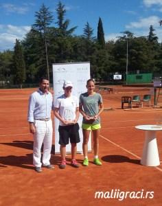 Istraturist Cup, U14 Tennis Europe, Умаг, Хрватска, 14-20.9.15.