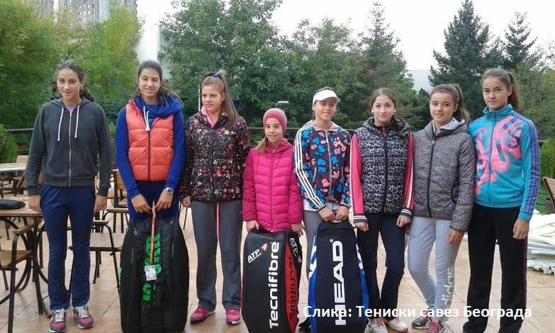 Masters Teniskog saveza Beograda do 14 godina, Teniski klub Banjica Beograd
