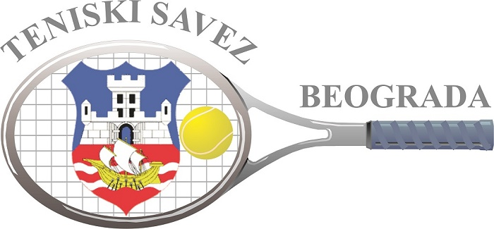 Teniski savez Beograda_logotip