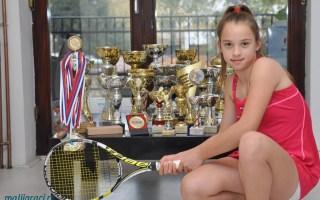 Ana Vilček, Široki Brijeg Open 2015 U12