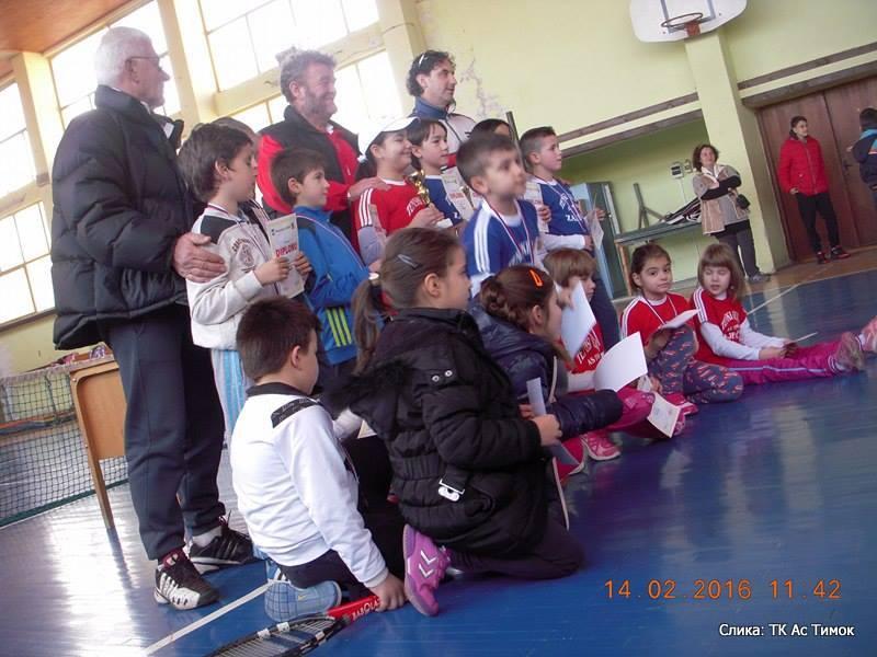 Regionalni teniski turnir Zaječar Open, crveni nivo, Teniski klub As Timok Zaječar