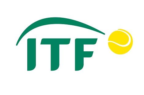 ITF, International Tennis Federation logo