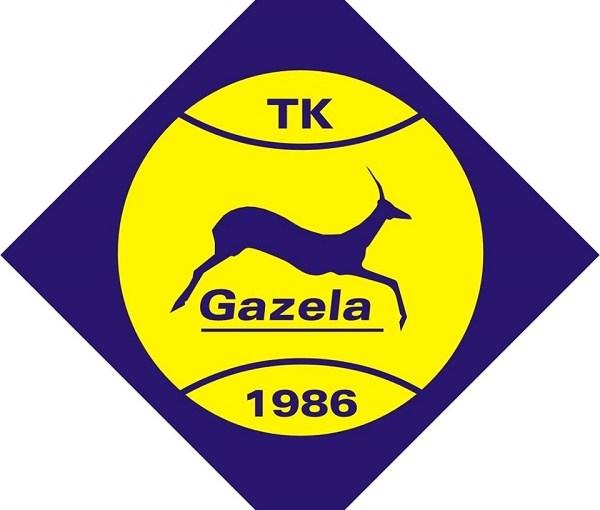 Teniski klub Gazela Beograd logotip
