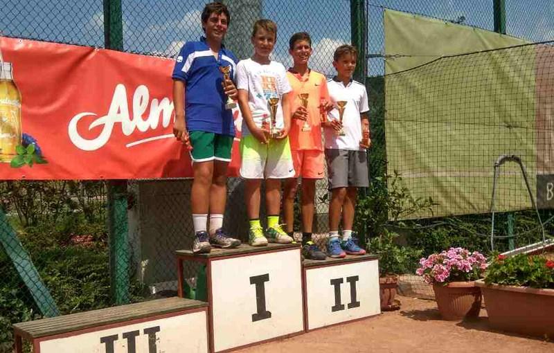 Romeo Hadžimehmedović, Zalan Sandor Savay, STRABAG Open U12, Budapest, Budimpešta, Tennis Europe Junior Tour