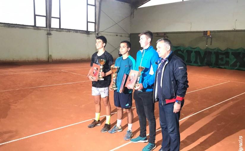 Marko Topo, Adam Kovač, Mate CSERESZNYES, Milan Vučković, ITF J5 Subotica, Teniski klub Spartak Subotica, ITF World Tennis Tour