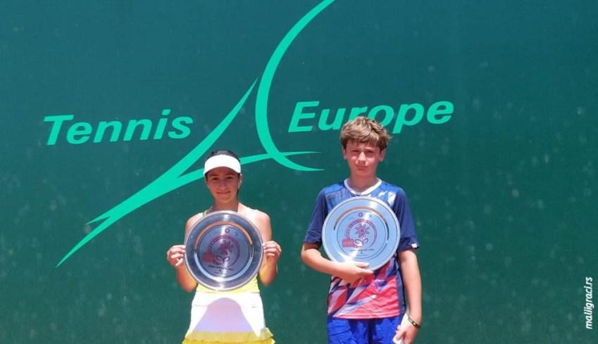 PRIJEDOR OPEN 2019, U12 Tennis Europe, Приједор, Босна и Херцеговина, 17-23.6.19.
