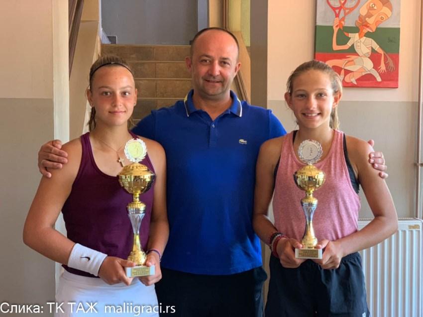 NIŠ OPEN 2019, U16 Tennis Europe, ТК ТАЖ, Ниш, Србија, 13-21.7.19.